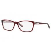 Armação Óculos Ralph Ra7039 1081 53 Vermelho Transparente
