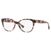 Armação Óculos Ralph Ra7103 1693 52 Rosa Tartaruga