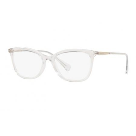 Armação Óculos Ralph Ra7104 5002 54 Transparente