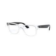 Armação Oculos Ray Ban Rb4640vl 5943 50 Transparente