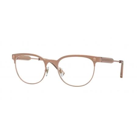 Armação Óculos Versace Ve1268 1412 53 Rose Brilho