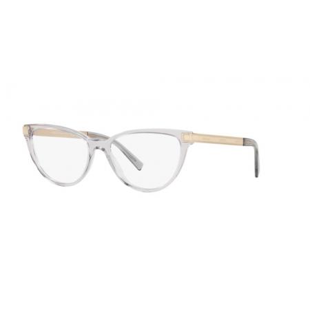 Armação Óculos Versace Ve3271 5305 54 Transparente Dourado