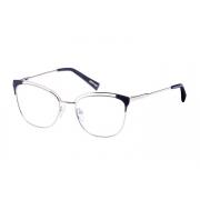 Armação Óculos Victor Hugo Vh1281 0301 53 Dourado Preto