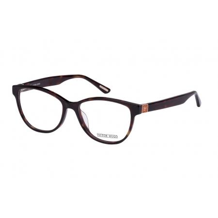 Armação Óculos Victor Hugo Vh1725 0713 53 Marrom Tartaruga