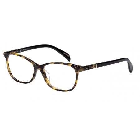 Armação Óculos Victor Hugo Vh1737 0778 53 Marrom Tartaruga Brilho