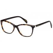 Armação Óculos Victor Hugo Vh1738s 0706 52 Marrom Tartaruga