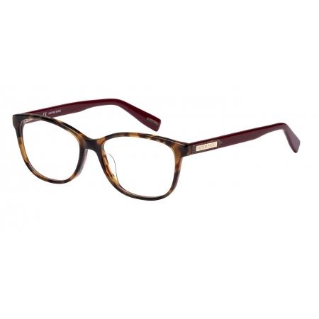 Armação Óculos Victor Hugo Vh1752 09jl 53 Marrom Tartaruga Brilho