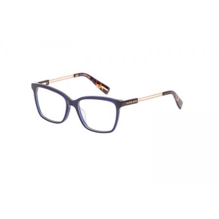 Armação Óculos Victor Hugo Vh1782 0892 53 Azul Translucido