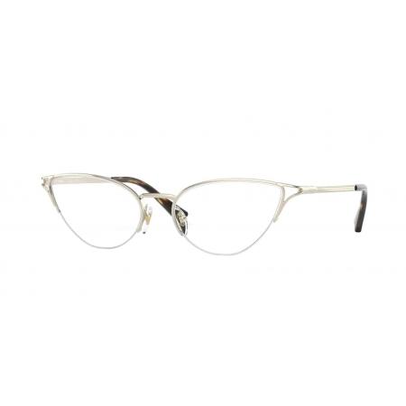 Armação Óculos Vogue Vo4168 848 54 Dourado Brilho