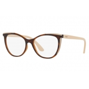 Armação Óculos Vogue Vo5251l 2654 52 Marrom Havana