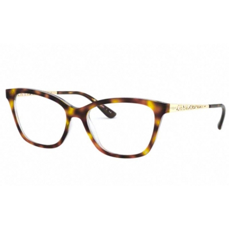 Armação Óculos Vogue Vo5285 1916 53 Marrom Havana