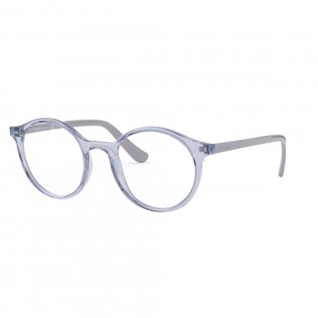 Armação Óculos Vogue Vo5310 2797 49 Lilaz Translucido