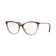 Armação Óculos Vogue Vo5320l 2826 52 Marrom Havana Degrade