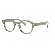 Armação Óculos Vogue Vo5332 2821 46 Verde Translucido