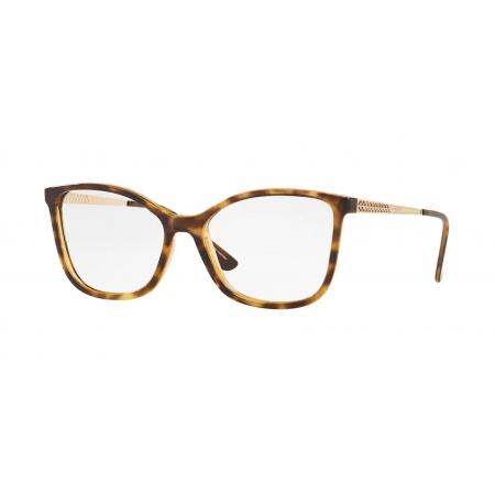 Armação Óculos Vogue Vo5334l W656 54 Marrom Havana Brilho