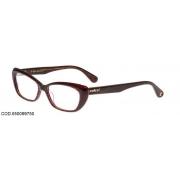 Armação Para Óculos De Grau Colcci 5500 99750 Bordo