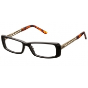 Armação Para Oculos De Grau Colcci 554667252 Preto Marrom
