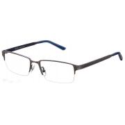 Armação Para Oculos De Grau Colcci 5555 Cod. 555591953 Prata Azul