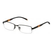 Armação Para Oculos De Grau Mormaii Mo1132 Cod. 113216554 Preto Laranja