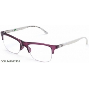Armação Para Oculos De Grau Mormaii Oceanus Cod. 144927452 Vinho Branco