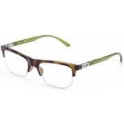 Armação Para Oculos De Grau Mormaii Oceanus Cod. 144991752 Marrom Verde