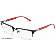 Armação Para Oculos De Grau Mormaii Portal 1 Cod. 143822350 Preto Vermelho