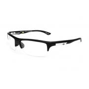 Armação Para Oculos De Grau Mormaii Ventus 127011756 preto fosco
