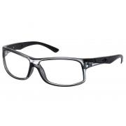 Armação Para Oculos De Grau Mormaii Vibe Cod. 112797254 - CINZA COM HASTES EM PRETO