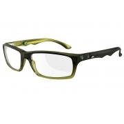 Armação Para Oculos De Grau Mormaii Viper Cod. M164204250 Verde Pequena