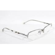Armação Para Oculos Grau Luxottica LU2273-B 0030 Prata
