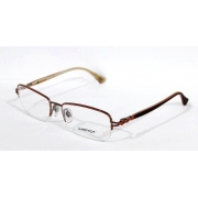 Armação Para Oculos Grau Luxottica LU2273-B T126 Bronze Marrom