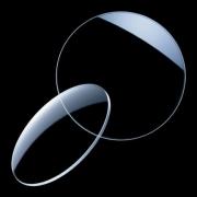 Lentes Grau Simples Com Antirreflexo Esférico -4 até +4 Cilíndrico até -2