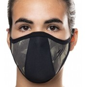 Mascara Proteção Para Esportes Mormaii Dry Confort Uv Verde