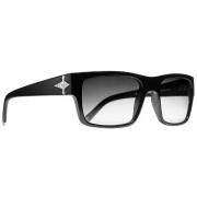 Oculos Evoke Capo 1 A01T Black Shine Silver Gray Gradient