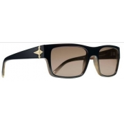 Oculos Evoke Capo 1 B04 Black Wood Gold Brown Total