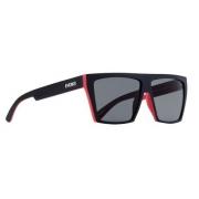 Oculos Evoke Evk 15 Afroreggae Black Red Matte Gray Gradient