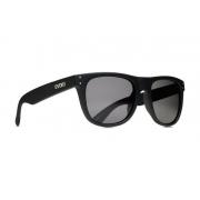 Oculos Evoke On The Rocks Black Matte Silver Gray Total
