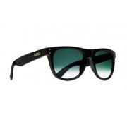 Oculos Evoke On The Rocks Black Shine Gold G15 Green Gradien