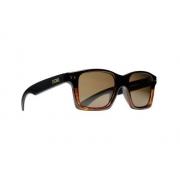 Oculos Evoke Trigger Black Turtle Gold Brown Total