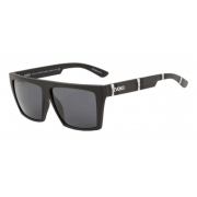 Oculos Sol Evoke Evk 15 SNK A01 Black Temple Snake Mode Gray Total