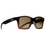 Oculos SOL Evoke Trigger A22 Black Turtle Gold Brown Gradient