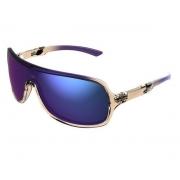 Oculos Sol Mormaii Speranto 11648592 Transparente Lente Violeta Espelhada