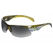 Oculos Sol Mormaii Street Air 35041571 Verde Translucido Lente Verde
