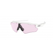 OCULOS SOL OAKLEY RADAR EV PATH OO9208 6538 BRANCO BRILHO LENTE PRIZM LOW LIGHT