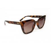 Óculos Solar Atitude  at5440 g21 marrom translúcido lente marrom degradê