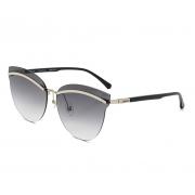 Oculos Solar Colcci C0136e5033 Dourado Brilho Lente Cinza Degradê