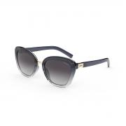 Oculos Solar Colcci Ceu C0186kc333 Azul Translucido Lente Cinza