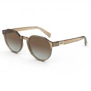 Óculos Solar Colcci Noa 2 C0198fg344 Marrom Translúcido  Lente Degradê Marrom