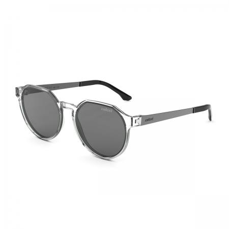 Óculos Solar Colcci Noa C0185d8901 Transparente Translúcido  Lente  Cinza