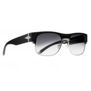 Oculos Solar Evoke Capo 2 A01 Black Shine Silver Gray Gradient